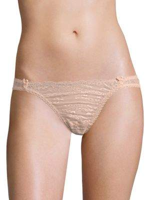 Mimi Holliday Toffee Dazzler Thong