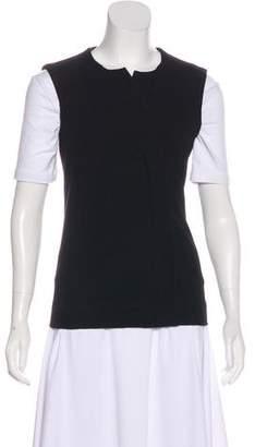 Isabel Marant Asymmetrical Zip-Up Vest