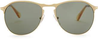 Persol PO7649S pilot-frame sunglasses