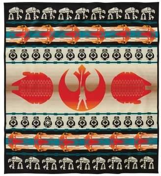 Pendleton The Last Jedi Blanket Throw