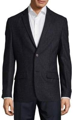 Vince Camuto Fancy Long Sleeve Sportcoat