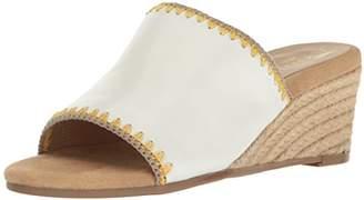 Aerosoles Women's Lifespan Wedge Slide Sandal