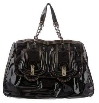 Fendi Patent Leather B. Bag