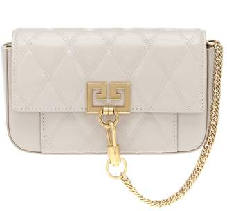 Givenchy Mini Pocket leather shoulder bag