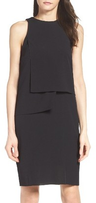 Women's French Connection Cornell Sheath Dress $128 thestylecure.com