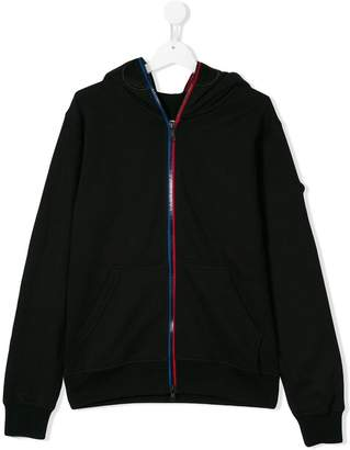 AI Riders On The Storm zipped hoodie