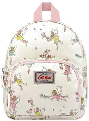 Cath Kidston Girls Kids Garden Fairies Mini Rucksack - Cream