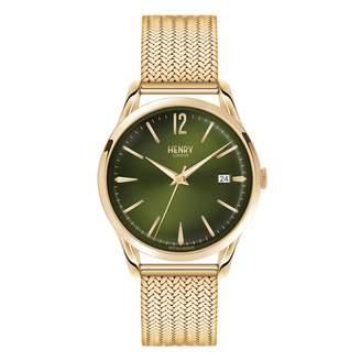 Henry London - Ladies 39mm Chiswick Stainless Steel Bracelet Watch