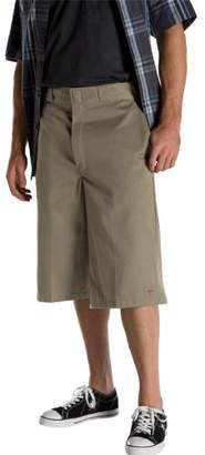 Dickies Men's 15 Inch Loose Fit Multi-Pocket Work Short