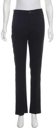 Ralph Lauren Black Label High-Rise Wool Pants