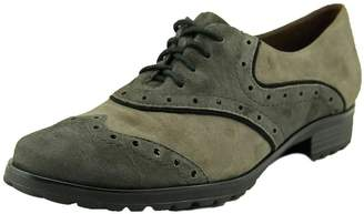 Earthies Berlin Women US Gray Oxford