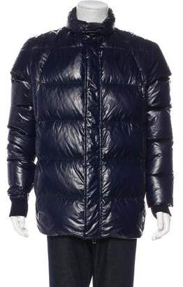 Christian Dior Quilted Down Jacket