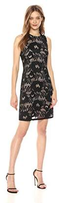 Nine West Women's Floral Lace Dress