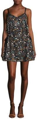 Anna Sui Floral Print Tunic