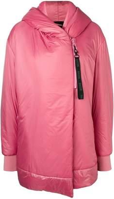 Bacon hooded coat