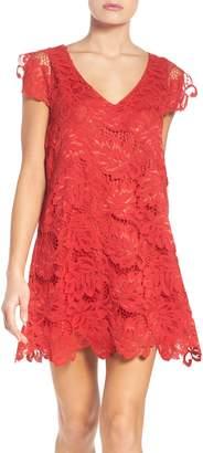 BB Dakota Jacqueline Lace Shift Dress