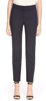 St. John 'Emma' Crop Micro Ottoman Pants