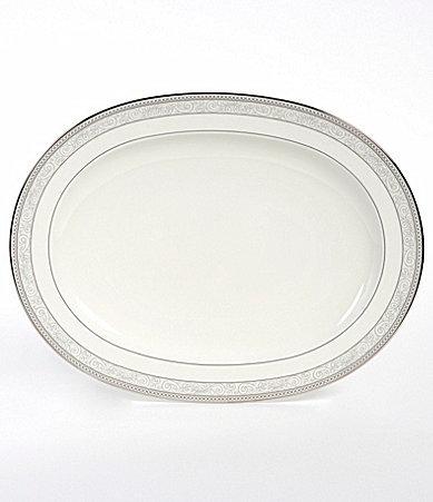 NoritakeNoritake Meridian Cirque Oval Platter