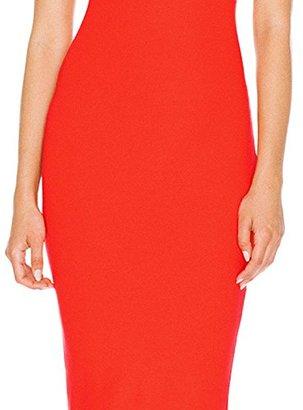 American Apparel Women's Ponte Tank Dress $58 thestylecure.com