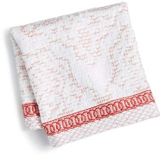 Mainstream International Inc. Closeout! Mainstream International Inc. Lace Damask Wash Towel Bedding