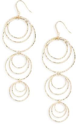 Melinda Maria Bey Chandelier Earrings