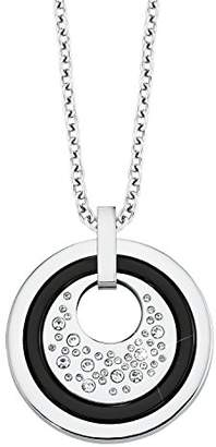 S'Oliver Women Stainless Steel White Glass FASHIONNECKLACEBRACELETANKLET