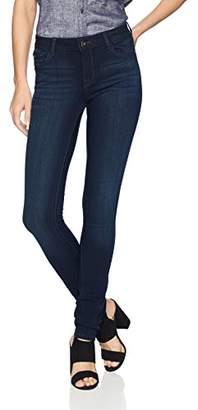 DL1961 Women's Danny Mid Rise Full Length Skinny Jeans