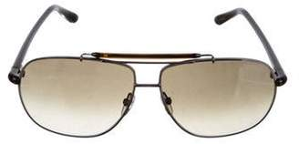 Tom Ford Adrian Aviator Sunglasses