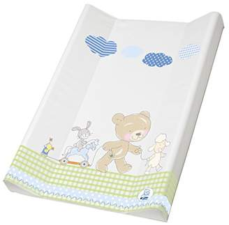 Camilla And Marc Rotho Babydesign Wedge Changing Pad, from 0 Months, Best Friends, Bella Bambina, White/Multicoloured, 50 x 70 cm, 200990001AZ