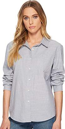 Volcom Junior's Cham Relaxed Fit Long Sleeve Shirt
