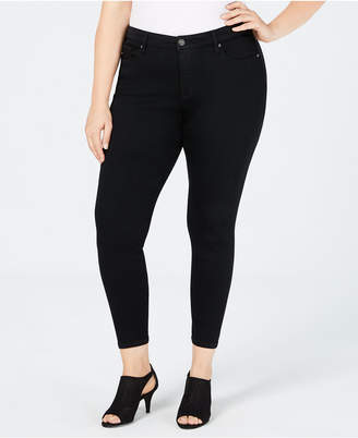 Style&Co. Style & Co Plus Size Seamless High-Rise Ankle Jeggings