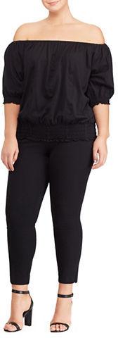 Lauren Ralph LaurenLauren Ralph Lauren Plus Slim-Fit Mid-Rise Pants