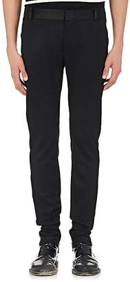 Balmain Men's Stretch-Cotton Skinny Trousers