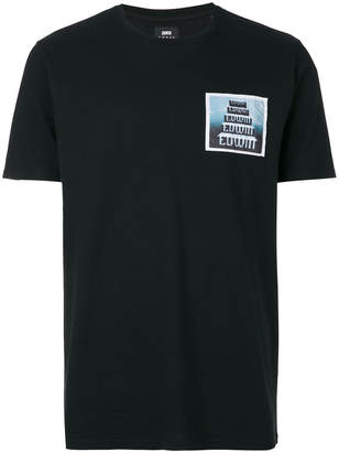 Edwin logo patch T-shirt