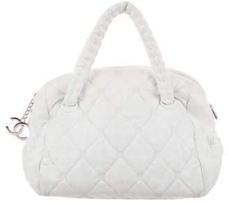 Chanel Hidden Chain Bowler bag