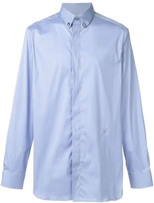 Roberto Cavalli classic plain shirt