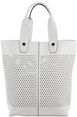 Rag & Bone Flight Perforated Leather Tote