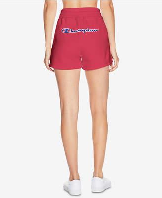 Champion Reverse Weave High-Rise Shorts