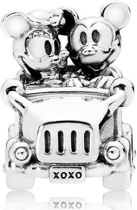 Pandora Disney Mickey & Minnie Mouse Vintage Car Charm