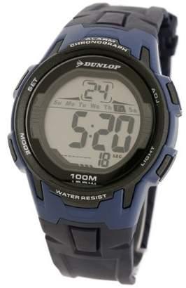 Dunlop DUN-103-G03 Spur 100m Water Resistant Digital Watch