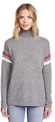 Velvet by Graham & Spencer Women's Bonnie Cashmere Classic Sweater