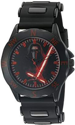 Star Wars Men's SWM1136 Analog Display Analog Quartz Watch
