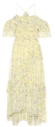 Ulla Johnson Penninah floral-printed silk dress