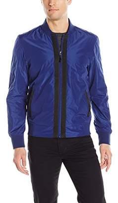 William Rast Men's Zevlyn Bomber Jacket