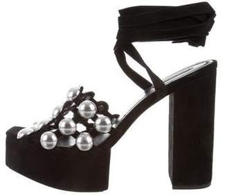 Alexander Wang Alys Platform Sandals