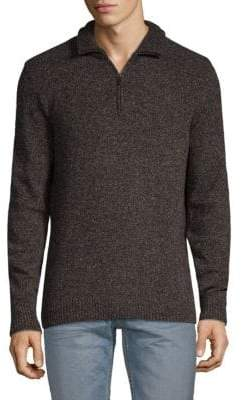 HUGO BOSS Classic Long-Sleeve Sweater