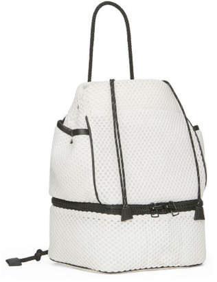 Transience Plunge Two-Tone Drawstring Backpack
