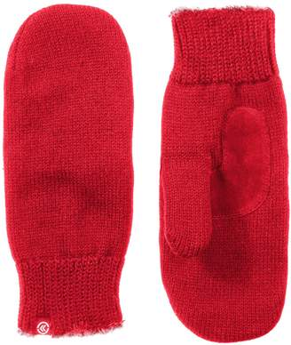 Isotoner Women's Solid Knit Mittens