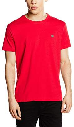 Voi Jeans Men's HARTFORD Plain Short Sleeve T-Shirt