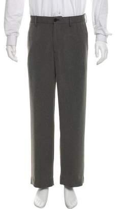 Giorgio Armani Flat Front Dress Pants